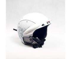 Casco SP3 Bunke Race - fehér - 58-62cm