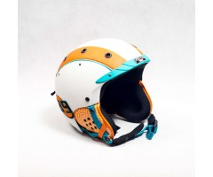 Casco SP3 Airwolf 89 Orange - 54-58cm